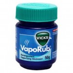 Vicks VapoRub for Treatment of Toenail Fungus