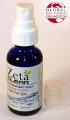 What is in ZetaClear Homeopathic Spray