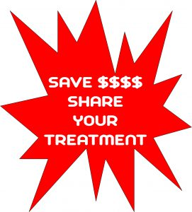 PICTURE REPRESENTING SAVING MONEY VIA CURE EX LASER