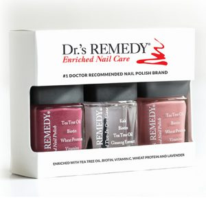 Picture of Dr. Remedy Nail Polish Bundle