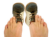 Risk Factors for Toenail Fungus - Small Shoes
