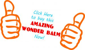 CALL TO ACTION TO BUY WONDER BALM