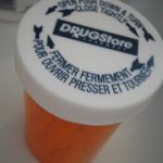 PICTURE OF A PILL BOTTLE