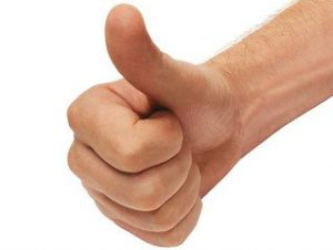 Picture of Thumbs Up